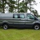 Ford Transit Low Roof 2 Comp Prisoner
