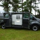 Ford Transit Low Roof 2 Comp Prisoner (5)