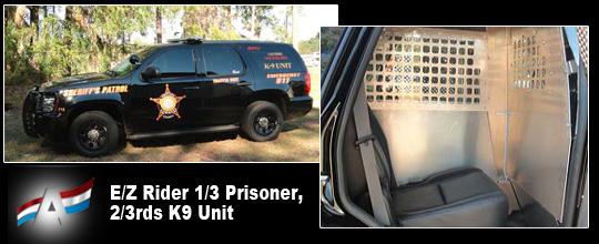 1/3 Prisoner 2/3 K-9