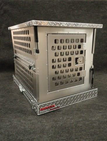 Collapsible Crates American Aluminum Accessories Inc