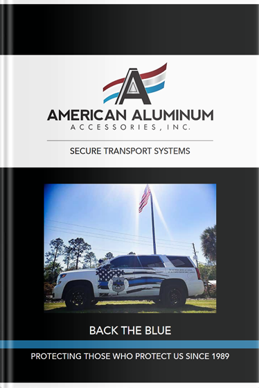 American Aluminum Accessories Inc K9 Solutions Inmate Transport Vault Systems Screen Systems Animal Control Camlocker